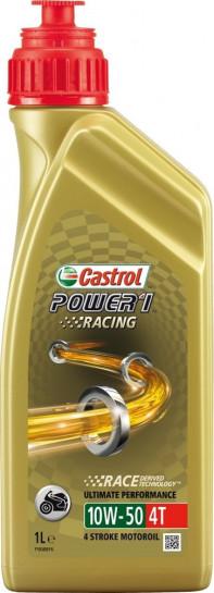 Castrol Power 1 Racing 4T 10W-50 1 l