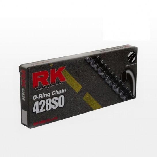 Řetěz RK 428 SO, O-ring, černý