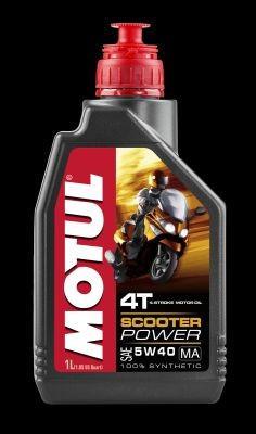 MOTUL Scooter 4T 5W40 1l