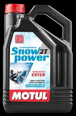 MOTUL Snowpower 2T AS 4l