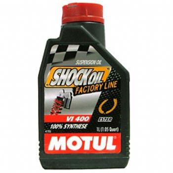MOTUL SHOCK OIL 2,5W-20W - 1L