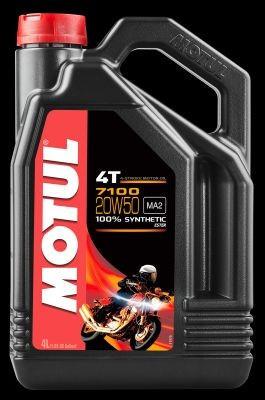 MOTUL 7100 4T 20W/50 4L