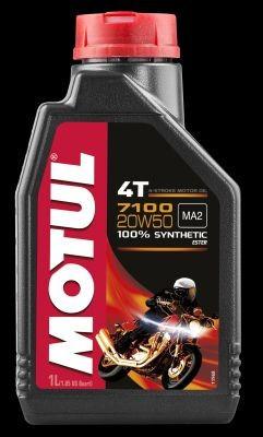 MOTUL 7100 4T 20W/50 1L