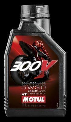 MOTUL 300V 4T 5W/30 1L