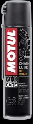 Motul C3 Chain Lube Off Road 400 ml