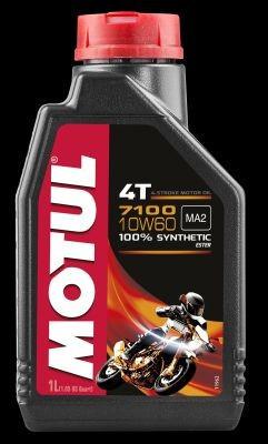 MOTUL 7100 4T 10W/60 1L