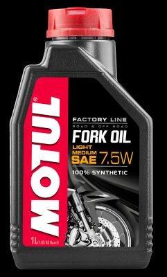 MOTUL FORK OIL FACTORY LINE 7,5W/1L