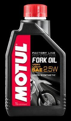 MOTUL FORK OIL FACTORY LINE 2,5W/1L