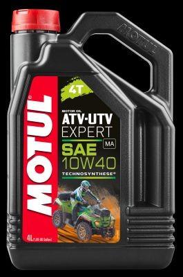 MOTUL ATV EXPERT 4T 10W40/4