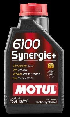 MOTUL 6100 Synergie 10W40/1