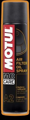 Motul Air Filter Oil Spray - 400ml