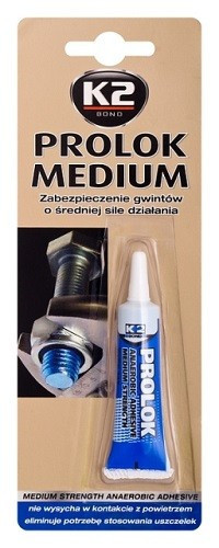 Fixátor závitů - 6ml K2 Prolok Medium