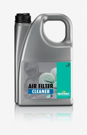 MOTOREX - Air Filter Cleaner - 4 l