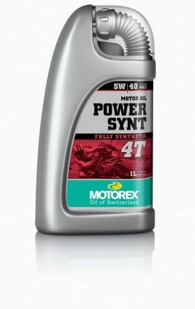 MOTOREX - Power Synt 4T - 5W40 - 1 l