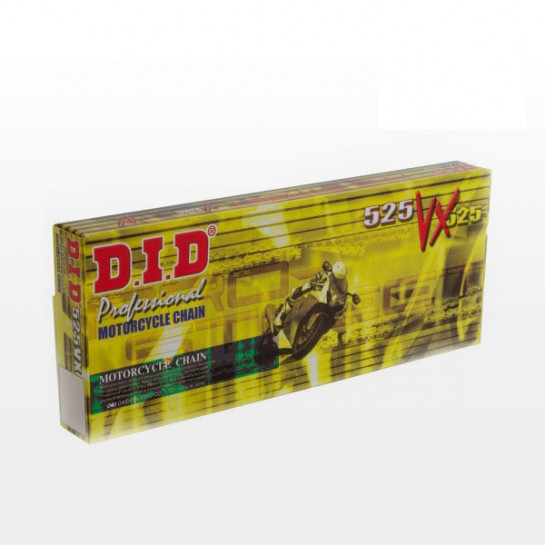 DID Řetězová sada D.I.D X-ring APRILIA 900 Shiver rok 17-20