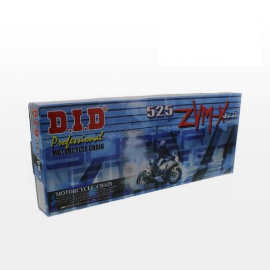 DID Řetězová sada D.I.D XX-ring APRILIA 900 Shiver rok 17-20