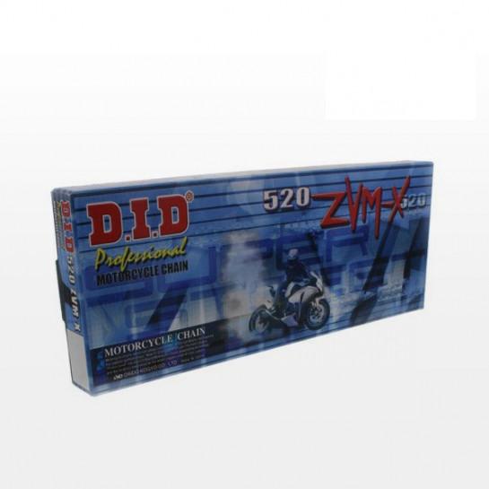 DID Řetězová sada D.I.D XX-ring YAMAHA MT-03 rok 16-20