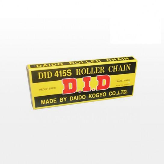 Řetěz DID 415 S, bezkroužkový, 140 článků
