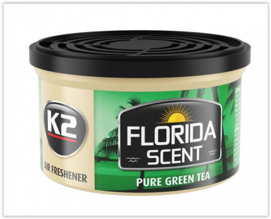 K2 FLORIDA SCENT PURE GREEN TEA