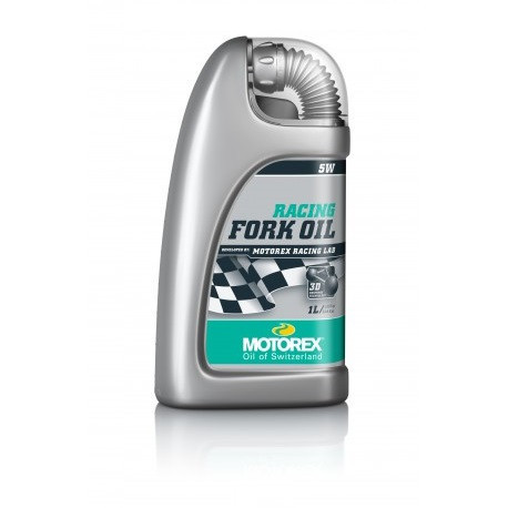 MOTOREX - Fork oil Racing 5W 1L