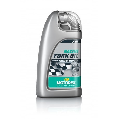 MOTOREX - Fork oil Racing 7,5W 1L