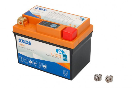 Lithiová baterie Exide KTM 200 EXC rok 99-14