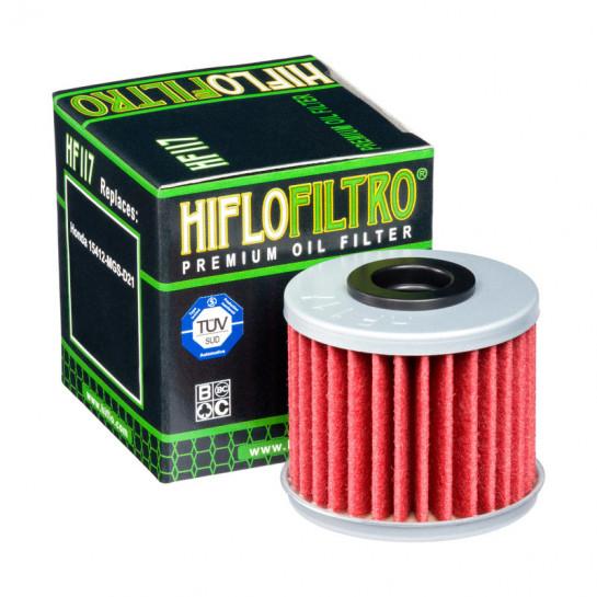 Filtr do převodovky HIFLO HONDA NC 700 S rok 12-14