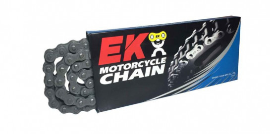 Řetězová sada EK KTM 125 Duke rok 14-20