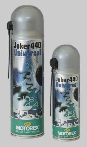 MOTOREX - JOKER 440 - 500ml
