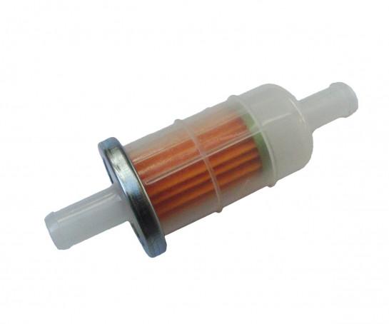 Palivový filtr pro motocykly na průměr hadičky 8mm