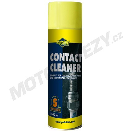 Putoline čistič kontaktů CONTACT CLEANER - 500ml