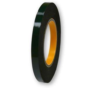 Hasoft Pěnová oboustranka černá 19mm/10m