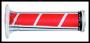 Gripy Harris Yamaha R1/R (120mm) s otvorem