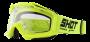 SHOT MX brýle 2018 Assault neon žluté